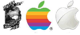 Riche symbolisme dans le logo Apple