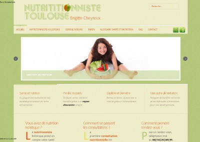Nutritionniste Toulouse